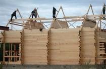 строительство домов из бруса в Краснодаре
