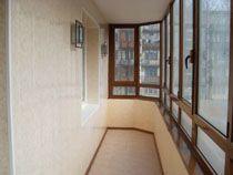 Ремонт балкона в Краснодаре. Ремонт лоджии